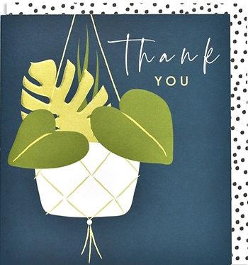 Thank You Flower Basket