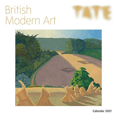 Tate British Modern Art Wall Calendar