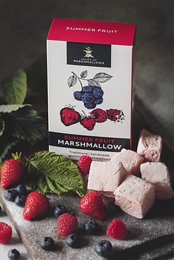 Grown Up Marshmallows Summer Fruit