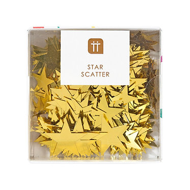 Gold Star Scatter