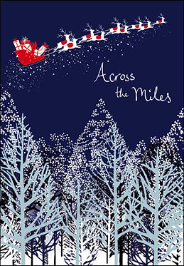 Across the Miles at Christmas