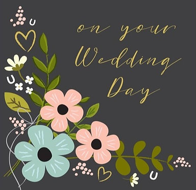 Wedding Cards by Think of Me Designs