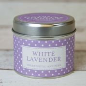 Dotty Scented Tin Candles
