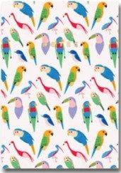 Carolyn Suzuki Parrots Notebook