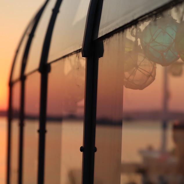 Sunroom Sunset