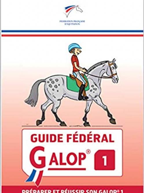 Le guide officiel Galop 1