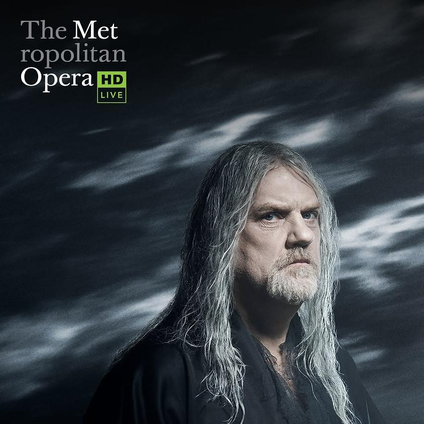 CANCELLED! Opera Breakfast Series: Wagner's Der Fliegende Holländer