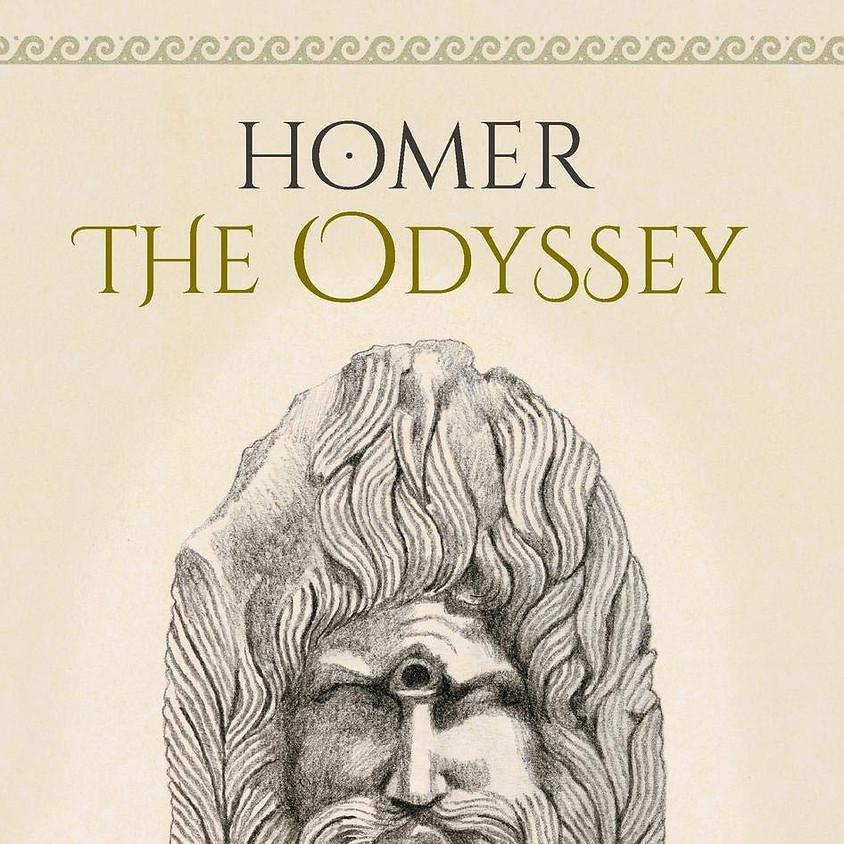 Lee Austin Thompson Homer's Odyssey
