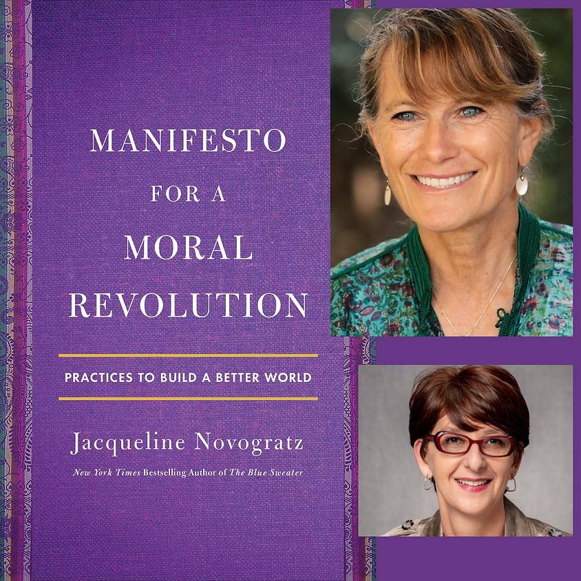 Jacqueline Novogratz, Manifesto For A Moral Revolution: Practices to Build a Better World