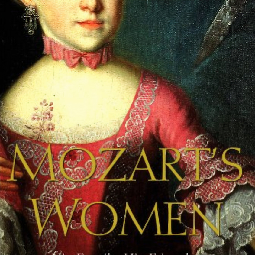 Vivace - Opera Bookclub Jane Glover's Mozart's Women