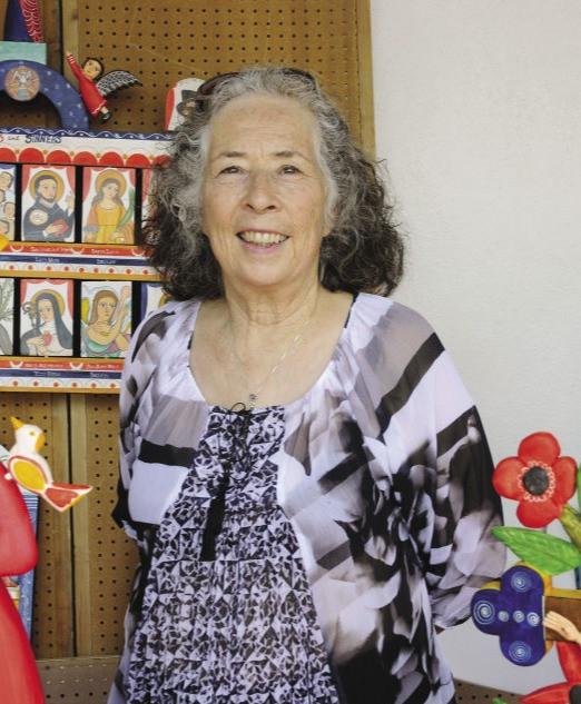 Marie Romero Cash