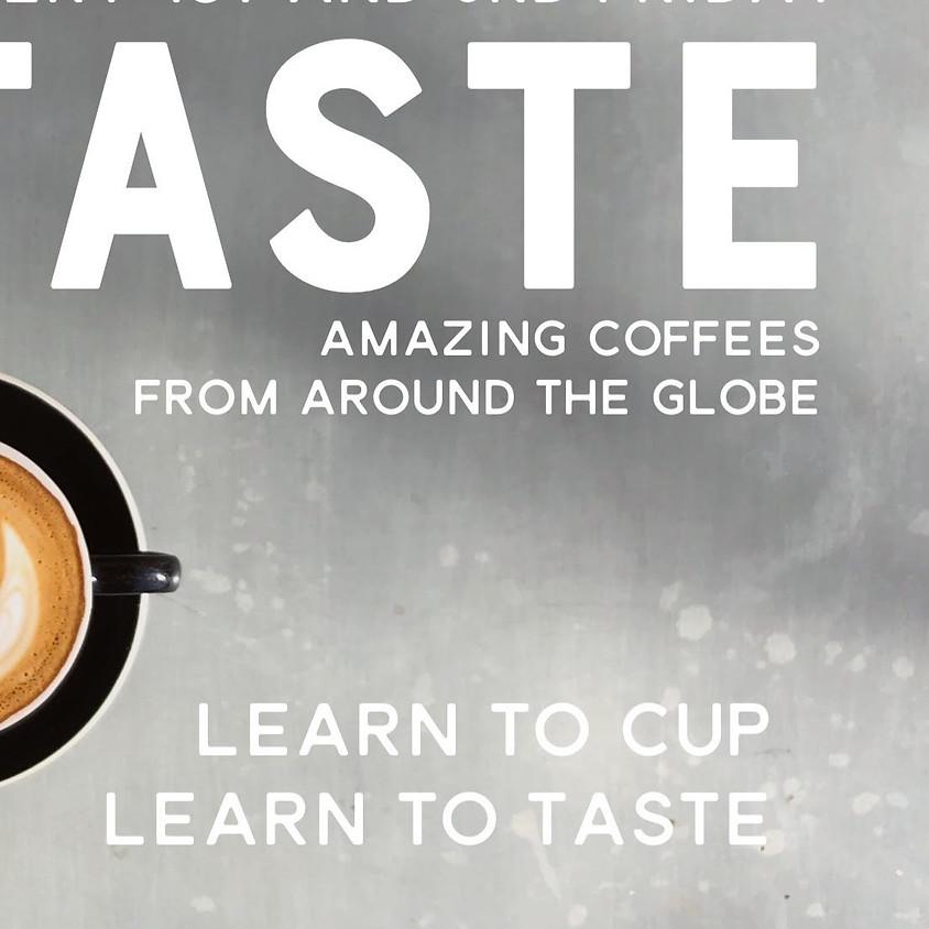 Iconik Coffee Tasting
