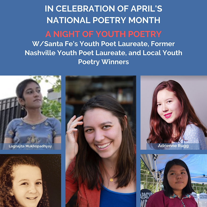 ONLINE! Youth Poets Read Their Works
