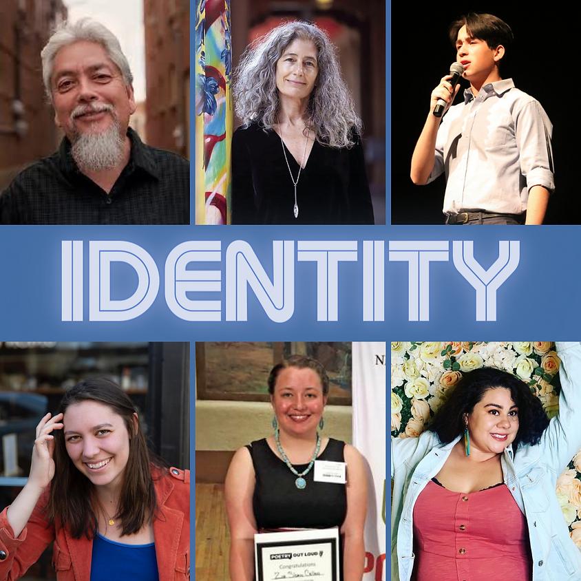 Identity! Poets Read their Works