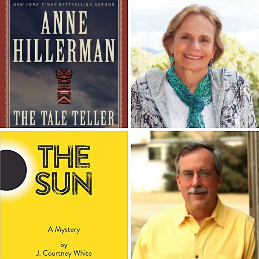 Mystery Writers Salon with Anne Hillerman & J. Courtney White