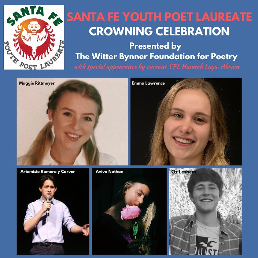 Santa Fe Youth Poet Laureate Crowning Celebration
