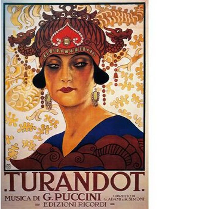 Opera Breakfast Series: Turandot