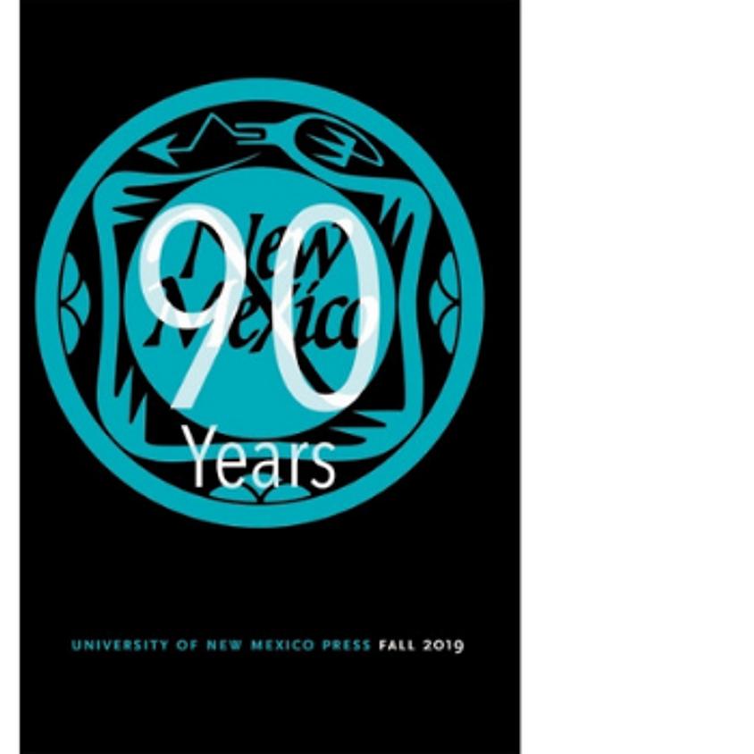 UNM Press' 90th Birthday Party!