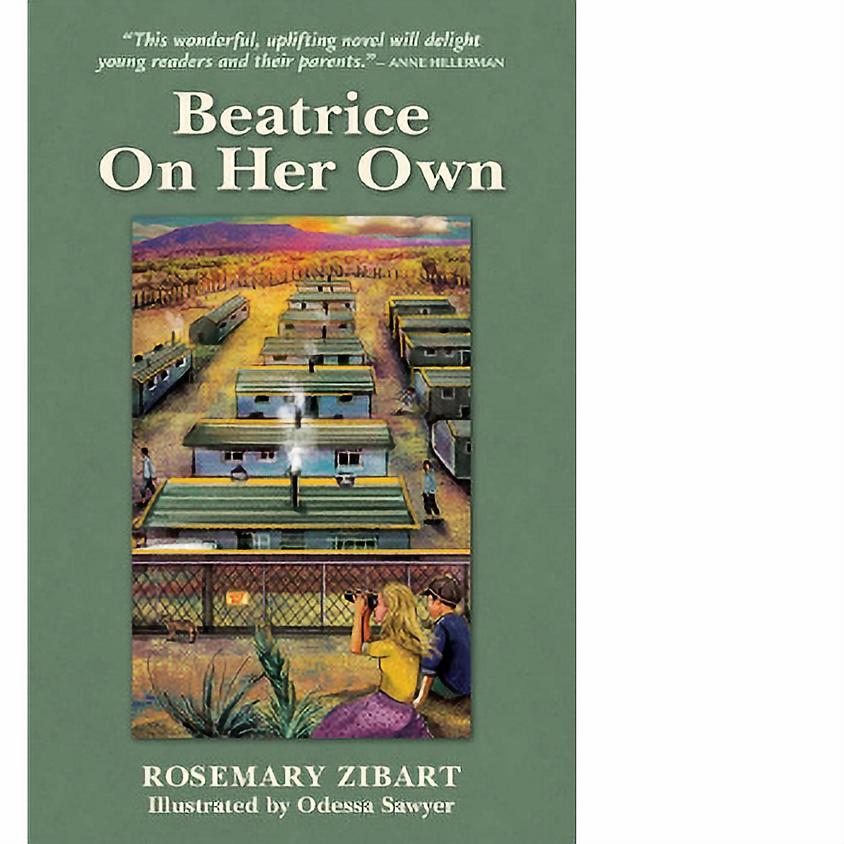 Rosemary Zibart, Beatrice on Her Own - A Young Adult Novel
