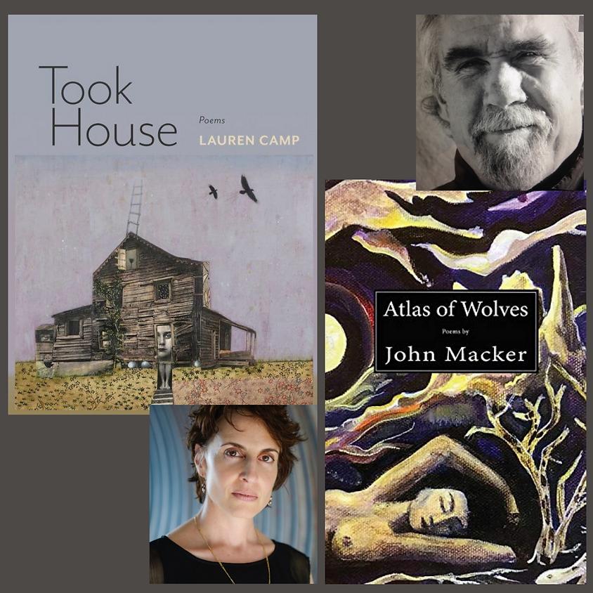 Lauren Camp, Took House & John Macker, Atlas of Wolves