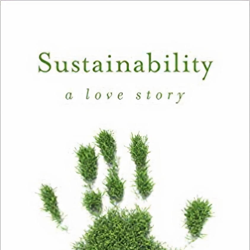 Reading & Signing: Sustainability: A Love Story by Nicole Walker