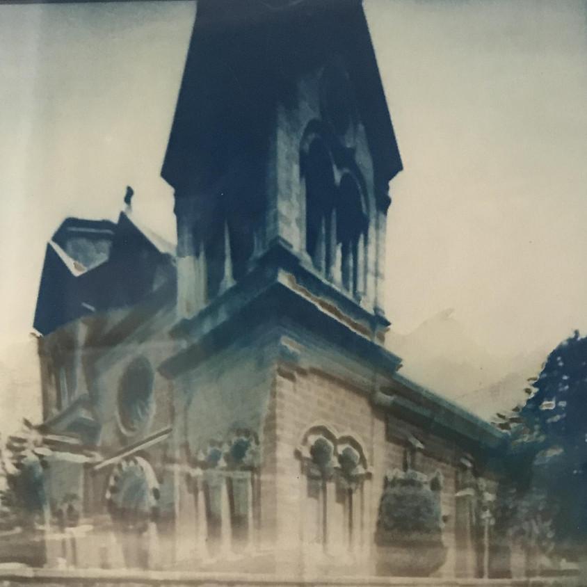 Allen Ogard - Artist Reception Pinhole Photography and Reverse Perspective