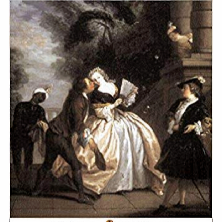 Vivace: Opera Bookclub - Barber of Seville & Marriage of Figaro, Pierre-Augustin Beaumarchais
