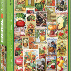 vegetable seed vintage catalog collectio
