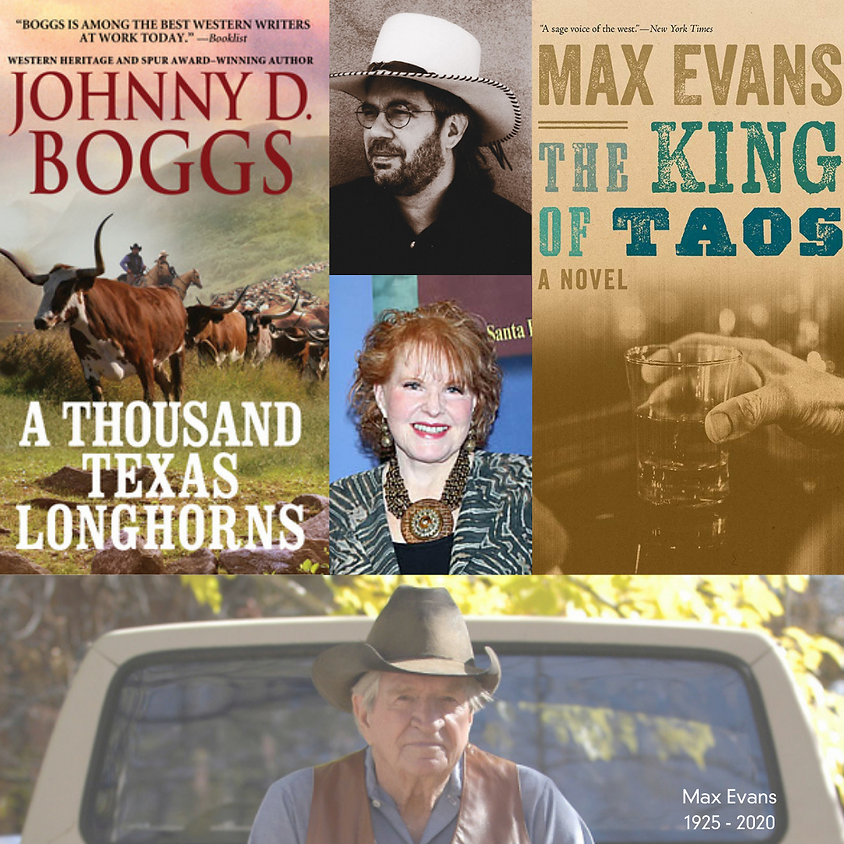 Johnny D. Boggs & Lorene Mills, A Discussion of the Modern Western Writer