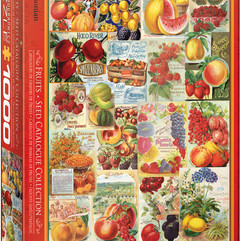 fruit seeds vintage catalog collection