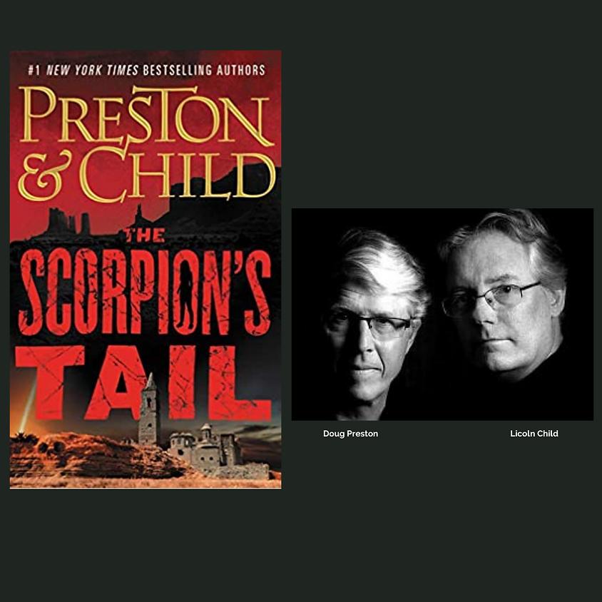 Douglas Preston & Lincoln Child, The Scorpion's Tail