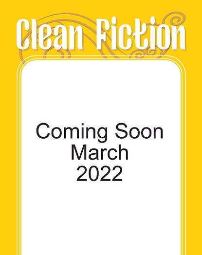 Clean Fiction March Cover