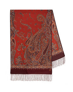 Arabian Nights 2 Pavlovo Posad Shawl/Tippet