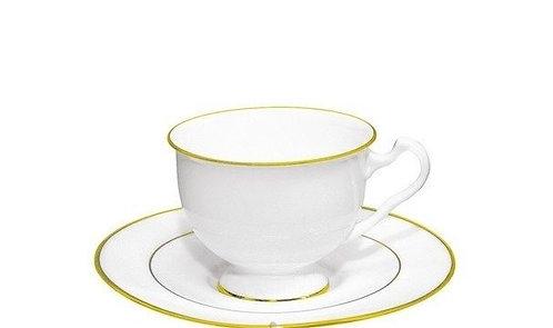 """Tea Cup&Saucer """"Isadora"""""""