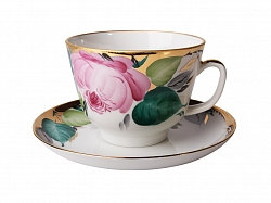 Love Teacup & Saucer
