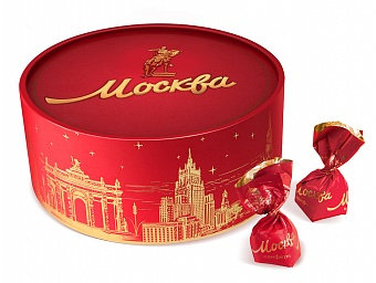 "Box of Chocolates ""Moscow"""