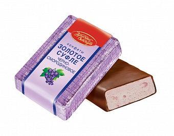 Chocolate  Blackcurrant Soufflé/ 100gr