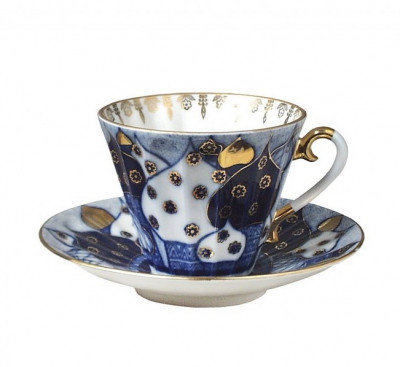 Chimes Teacup with Saucer