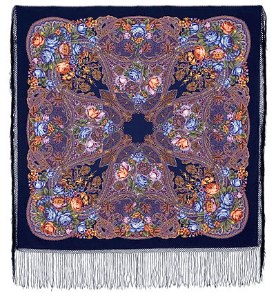 Beloved Pavlovo Posad Shawl