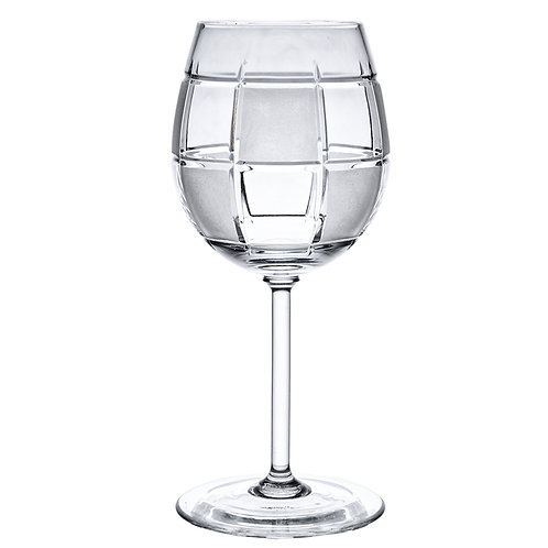 Crystal Red Wine Glasses Set of 2
