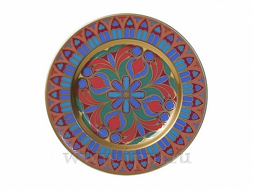 Gift Set Decorative Plate 270 mm European-2 Gothic 10