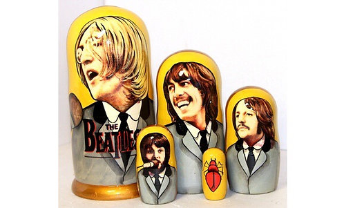 Matryoshka The Beatles