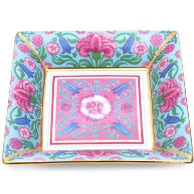 Eternal Summer Imperial Porcelain Tray lg. (Vide Poche)