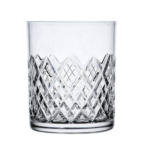 Crystal Whiskey Glasses Set of 6