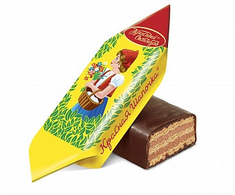 Chocolate Sweets Little Red Riding Hood 100gr