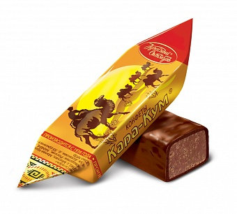 Chocolate Sweets Kara-Kum 100gr