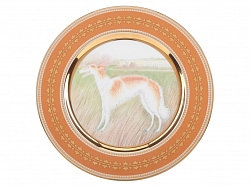 Decor Plate Greyhound Zavida