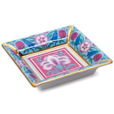Eternal Summer Imperial Porcelain Tray (Vide Poche sm.)