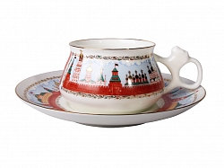 Tea Cup/Sauser Moscow Kremlin