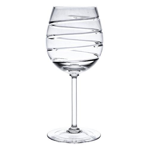 Crystal Red Wine Glasses Set of 2